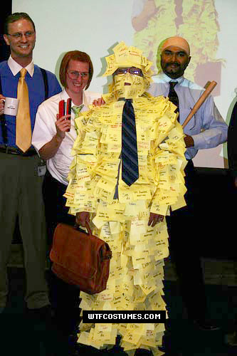Officespace-costume